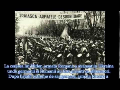 History of Romania part 14 - WW2 b)  /  Istoria Romaniei partea 14 - al ...