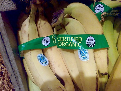 PLU Codes DON'T Indicate GMO Produce - people are posting all over Pinterest that they do; sorry, it's only optional! Passing a law to have them labeled is the only way; or better yet, have them banned.