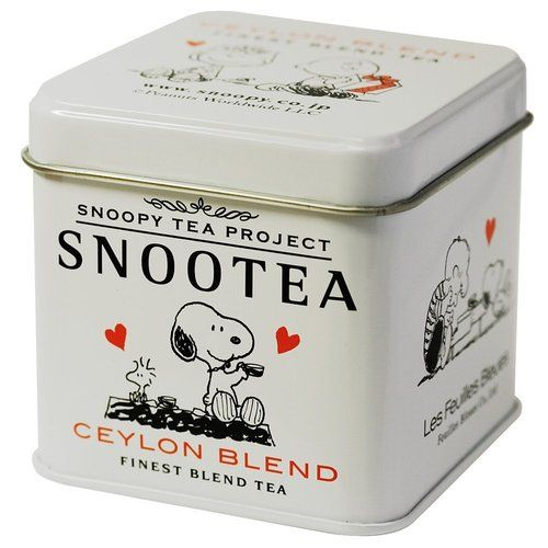 Snoopy Tea Project...I've had the hot chocolate, now I gotta find the tea...anyone know where to get this?