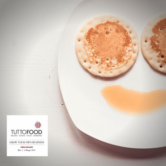 Book and buy your ticket now and save your money until 28th February 2015 #Tuttofood2015