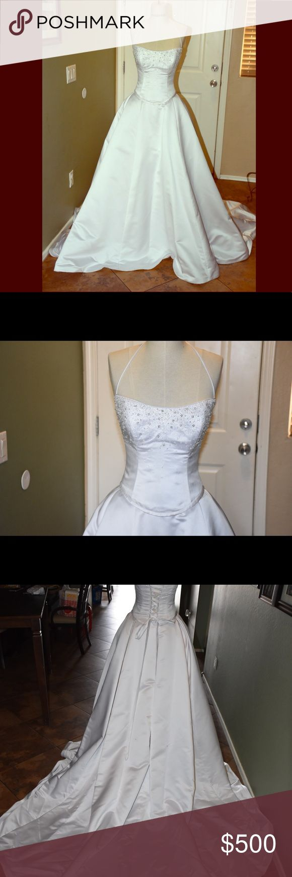 Pre owned wedding dress   best My Posh Picks images on Pinterest  Band Flip flop sandals