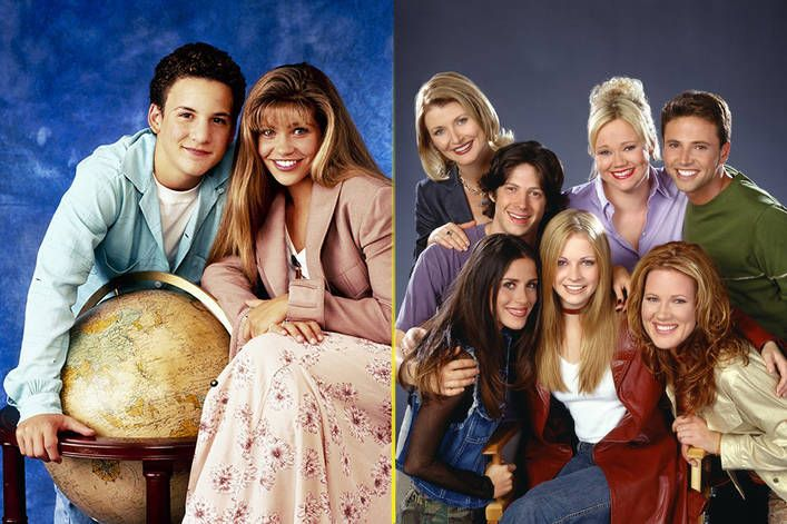Which TV show do you want to come back: 'Boy Meets World' or 'Sabrina the Teenage Witch'?