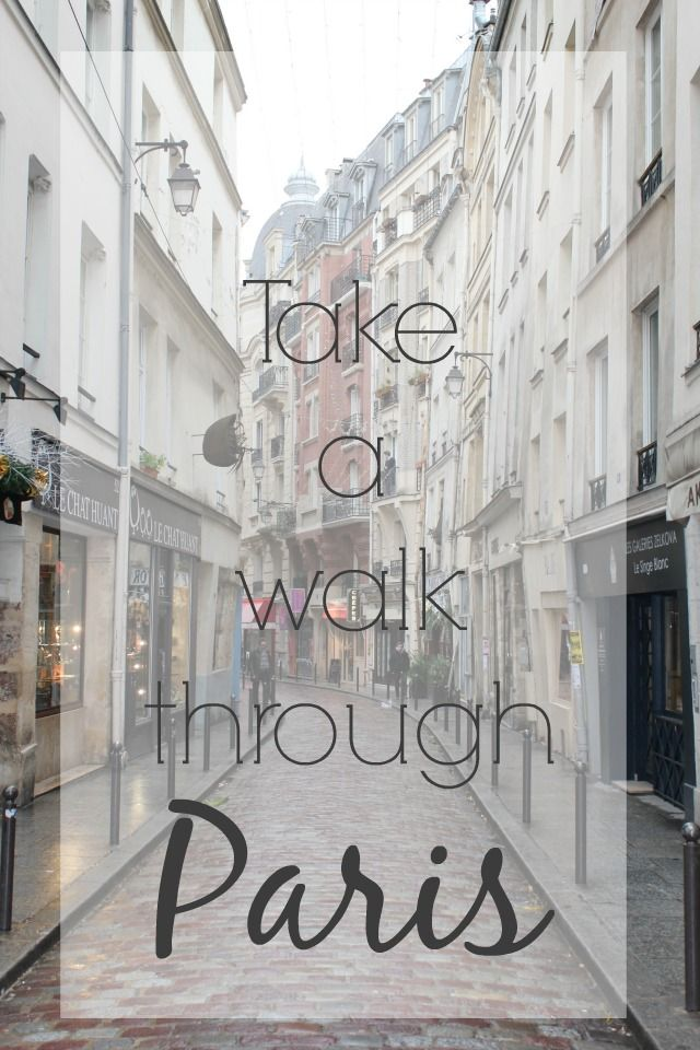A COMPLETE GUIDE to VISITING PARIS!!! ~ Walking Around the City