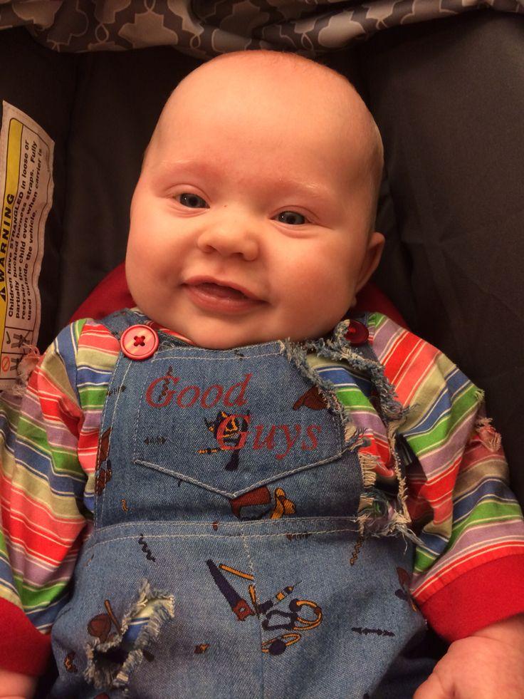Baby Chucky doll | Halloween | Chucky, Baby, Face