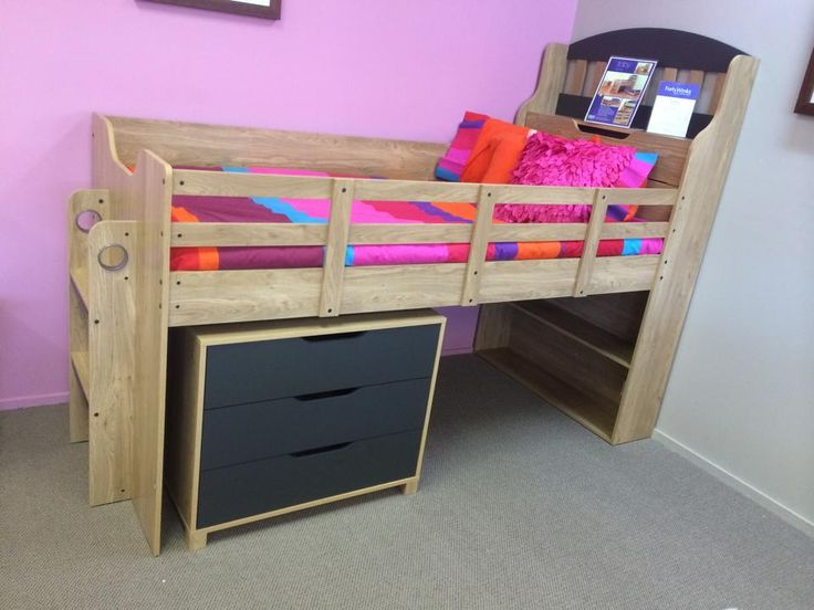 New Aztec range. This is the bed my family love. It is perfect for our small room