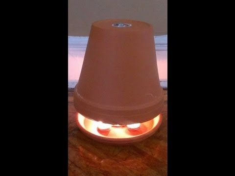 17 Best Images About Flower Pot Heater On Pinterest