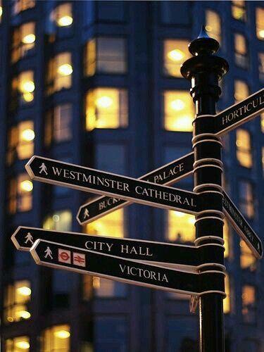 Poste direcciones Londres