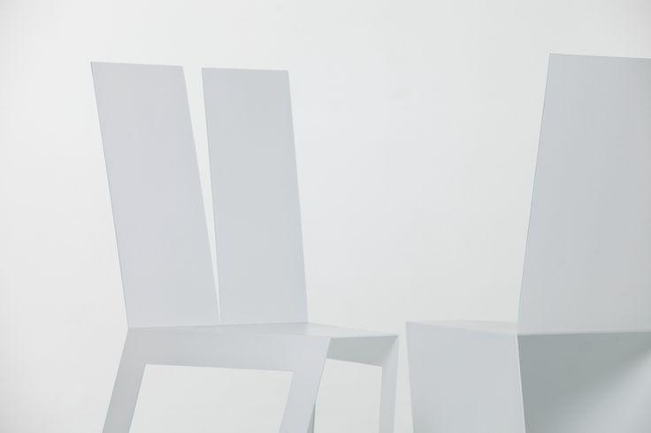 Origami Chair Akari I y II https://www.facebook.com/axvico by Sebastian Vedoya