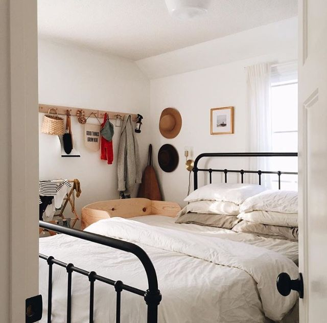 Wait I love this bed frame