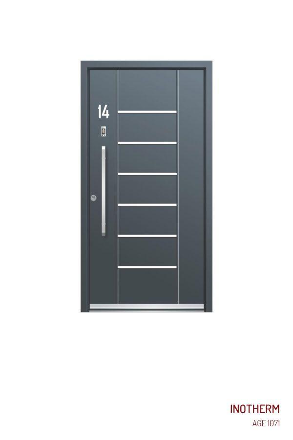 Oltre 25 fantastiche idee su porte d 39 ingresso su pinterest - Porte ingresso vetro ...