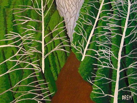 Tree Ideaals by David Manicom