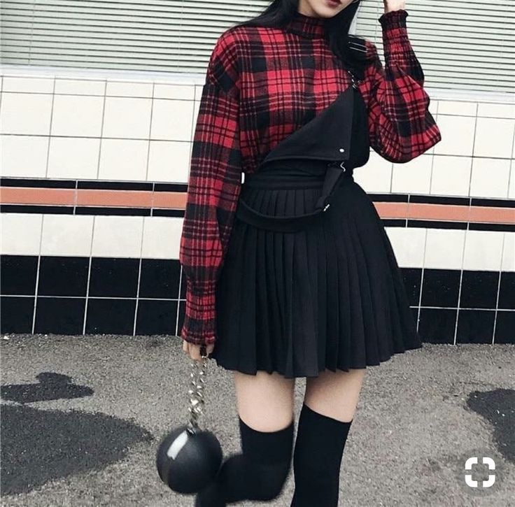 Pin On Edgy Grunge Outfit Ideas Inspiration