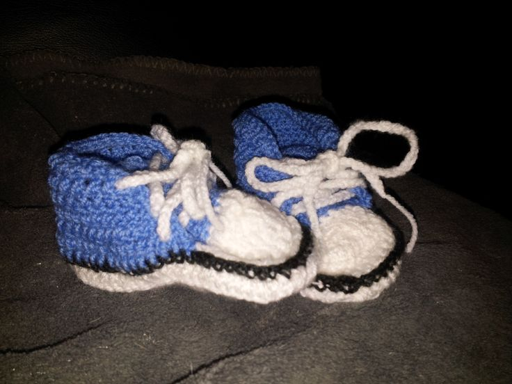 lovely crochet shoes. Inspiration only.