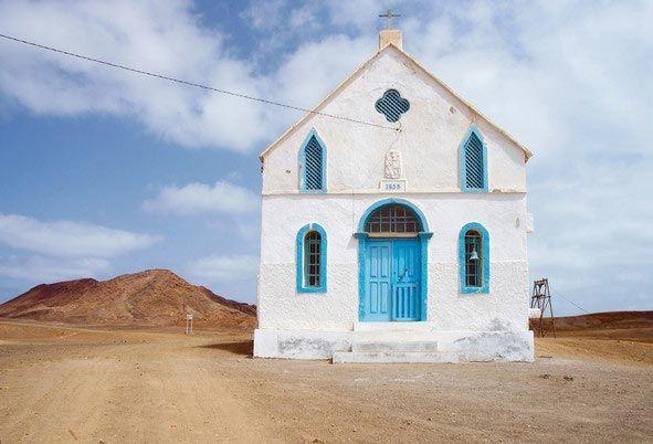 Praia, Cape Verde.