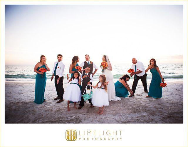 #wedding #weddingphotography #photography #florida #lidokey #sandcastleresort #lidobeach #resort #stepintothelimelight #limelightphotography  #groom #bride #husband #wife #weddinginspiration #beach #orange #teal #weddingdress #weddinggown #white #lace #alfredoangelo #design #dress #sunset #sand #bouquet #flowers #mrandmrs #portraits #bridesmaids #bridalparty #groomsmen #suit #tie #flowergirls #ringbearer  #family #friends #kids #fun #cute #funny