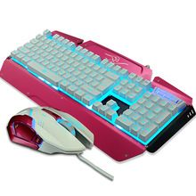 Like and Share  Wired Backlight  Gaming  Metal Luminous Keyboard and Mouse Set Combo USB Multimedia Game Gamer for Computer Desktop PC     Buy one here---> https://shoptabletpcs.com/products/wired-backlight-gaming-metal-luminous-keyboard-and-mouse-set-combo-usb-multimedia-game-gamer-for-computer-desktop-pc/ + Up to 18% Cashback     Tag a friend who would love this!
