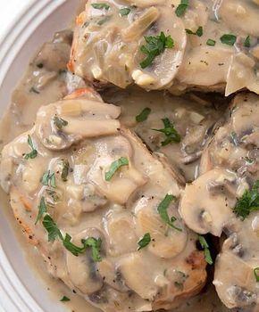 Filet mignon de porc sauce champignons au thermomix. Je vous propose une recette de Filet mignon de porc sauce champignons, facile et simple...