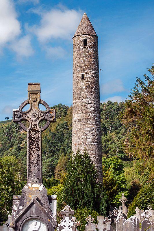 """Don't Believe a Word"" oder: Glendalough + Mount Usher (Irland – der Mittwoch)"