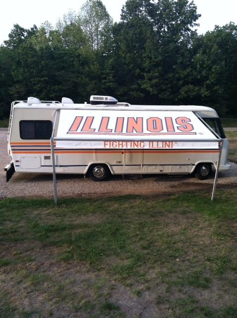 Illinois RV awning by Fun In The Shade: Illinois Rv, Custom Rv, Rv Awning