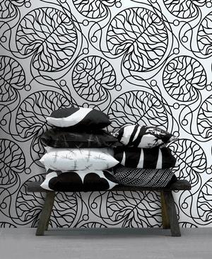 marimekko 'bottna' in black + white