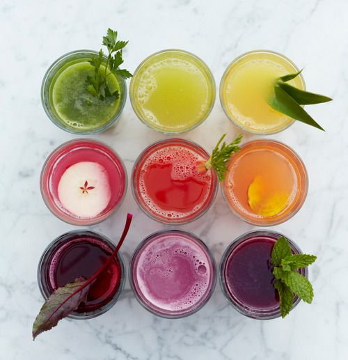 Des recettes de jus healthy et easy | Le Blog de do it in Paris