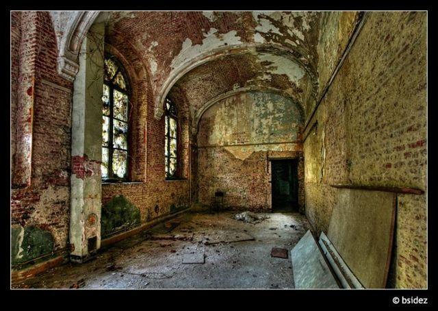 Abandoned Poland   Abandoned urban places (37 pics) - Izismile.com
