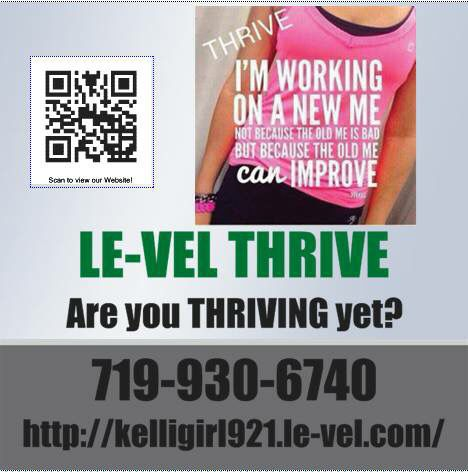 233 best images about thrive le-vel on Pinterest | Thrive by level ...