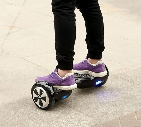 Two Wheel Self Balancing Electric Scooter | COOLSHITiBUY.COM