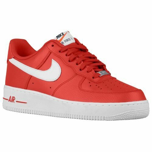 Nike Air Force 1 - Low - Men's $89.99 Selected Style: University Red/White