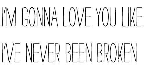 #love #quotes #broken