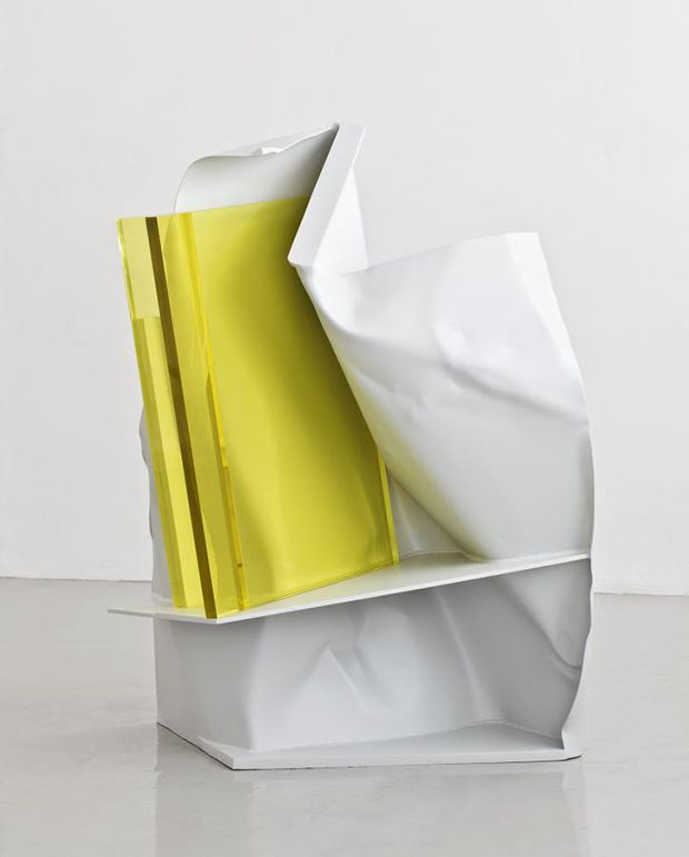 Alpine (2012) by Anthony Caro