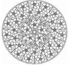 Mandala  68 - Coloring page - MANDALA coloring pages - Mandalas for EXPERTS