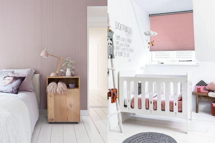 Slaapkamer De slaapkamer is zo'n ruimte waar je heel goed een uitgesproken kleur kunt gebruiken. Pas op met felle kleuren omdat die zoveel prikkels geven dat het ten koste kan gaan van je nachtrust. Koele kleuren of zachte pastels doen het altijd goed in de slaapkamer. Roze kan goed in de kamer van je kleintje maar ook in de ouder slaapkamer.