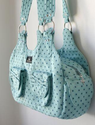 Abigail Handbag/Purse Pattern.