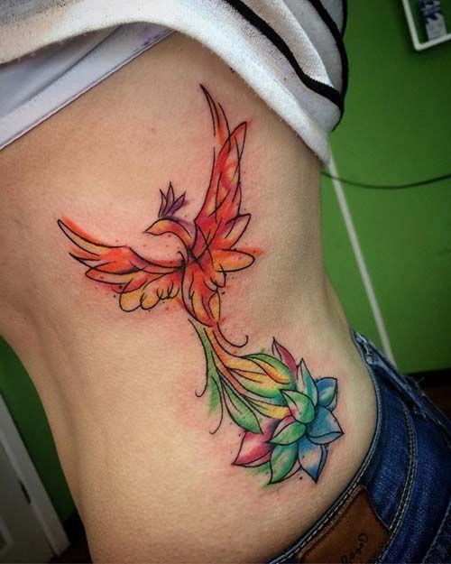 64 best anka ku u d vmeleri phoenix tattoos images on for Huma bird tattoo