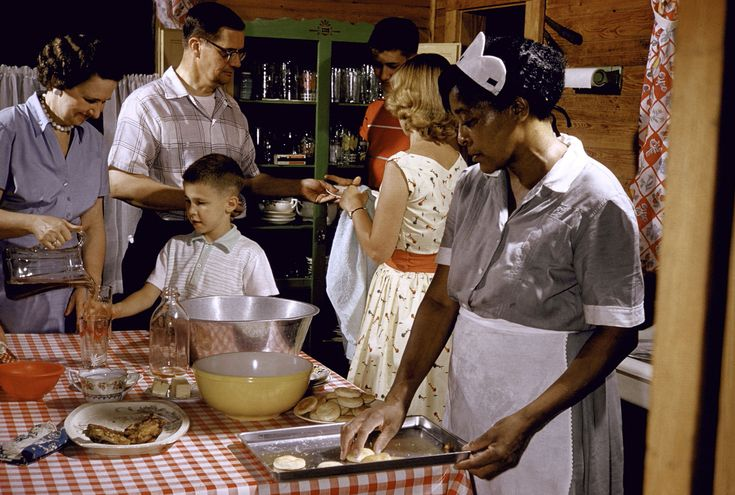 Color photos by Margaret Bourke-White, shedding light on an era that helped define America in the middle part of the 20th century.