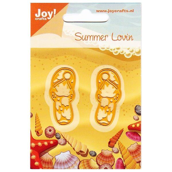 Joy Crafts Summer Lovin Flip Flops