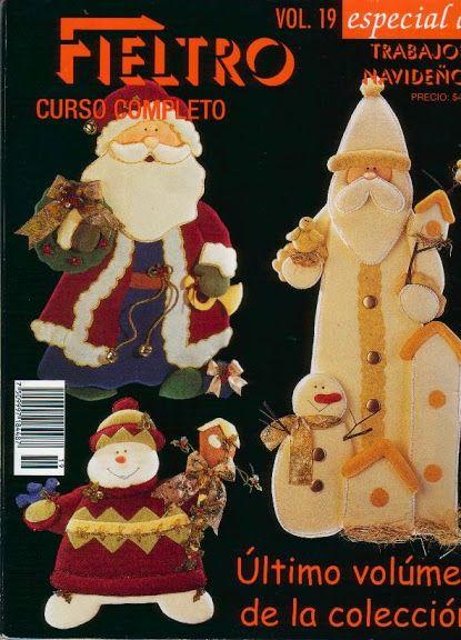 FIELTRO CURSO COMPLETO - ROCIO CABALLERO - Picasa Web Albums