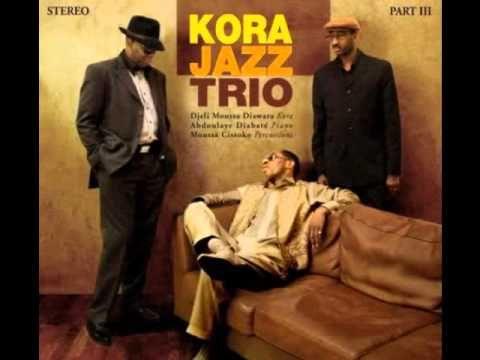 Kora Jazz Trio - N'dyaba