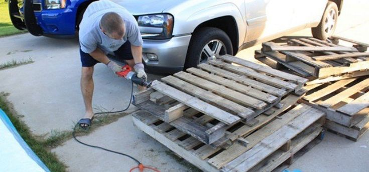 1000 ideas about 1001 Pallets on Pinterest