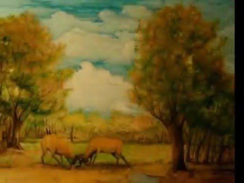 My Edited Video- Steixner Zoltán festészete- az életből kiragadott pilla...