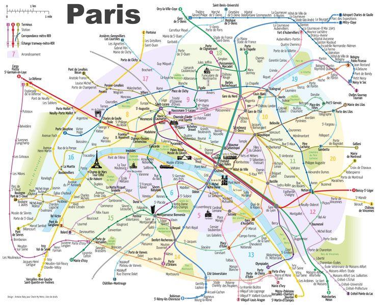 Best 25 Plan du metro paris ideas on Pinterest  Plan metro paris