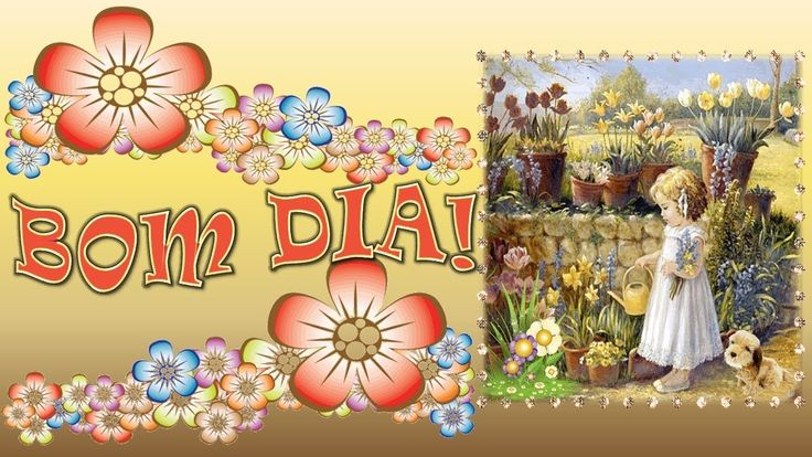 BOM DIA - VÍDEO DE BOM DIA - A LIÇÃO DE DEUS - Mensagem de Bom Dia para ...