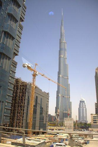 Burj Khalifa (Dubai tourist attractions)