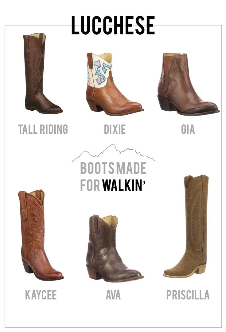my love affair of Lucchese cowboy boots started 15 years ago, and i haven't looked back.
