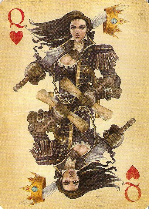 Fable 3 Queen of Hearts