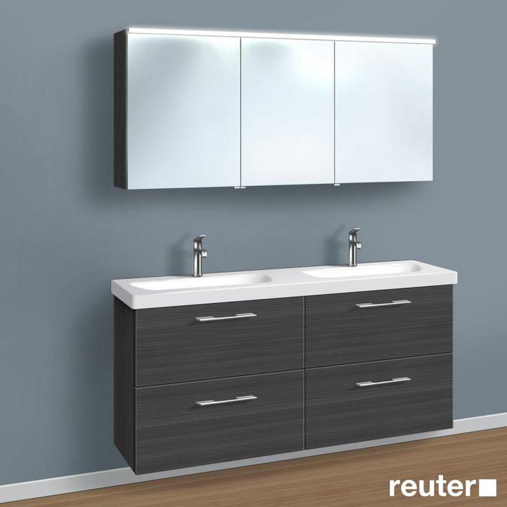 Die besten 25+ Waschtisch set Ideen auf Pinterest Badezimmer set - badezimmerschrank mit waschbecken