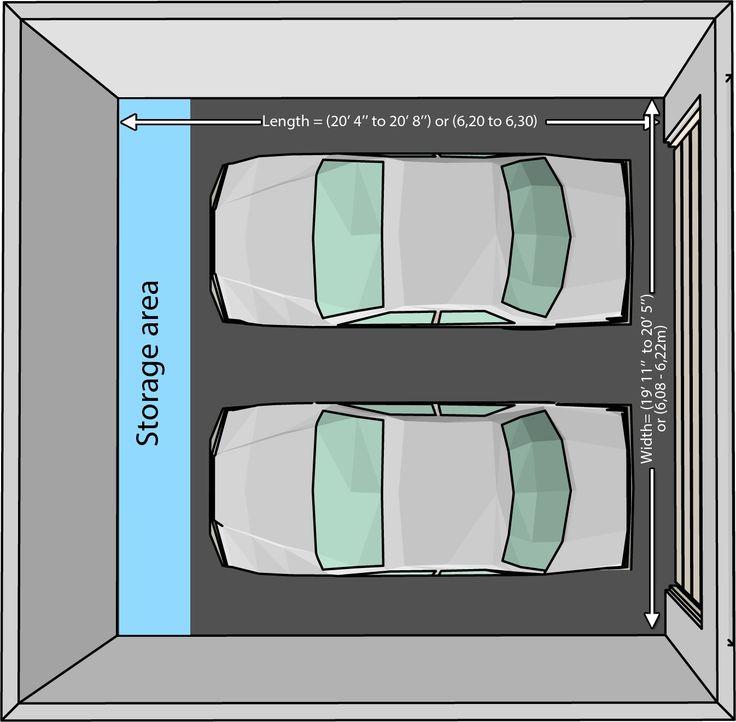 Standard Double Garage Door Size