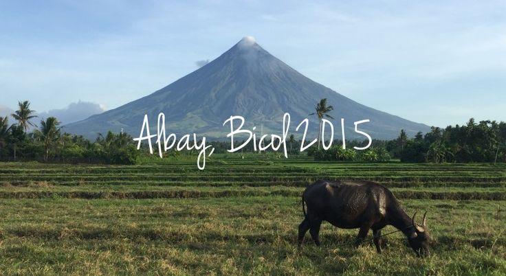 Albay, Bicol 2015