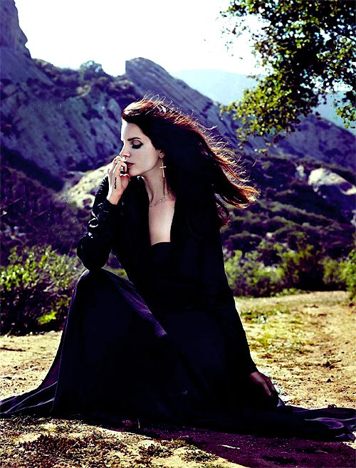 Lana Del Rey for Madame Figaro